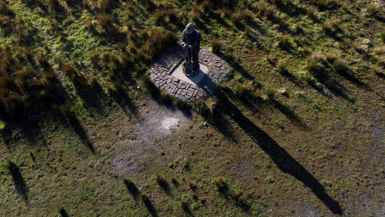Miner-Statue-Maesteg