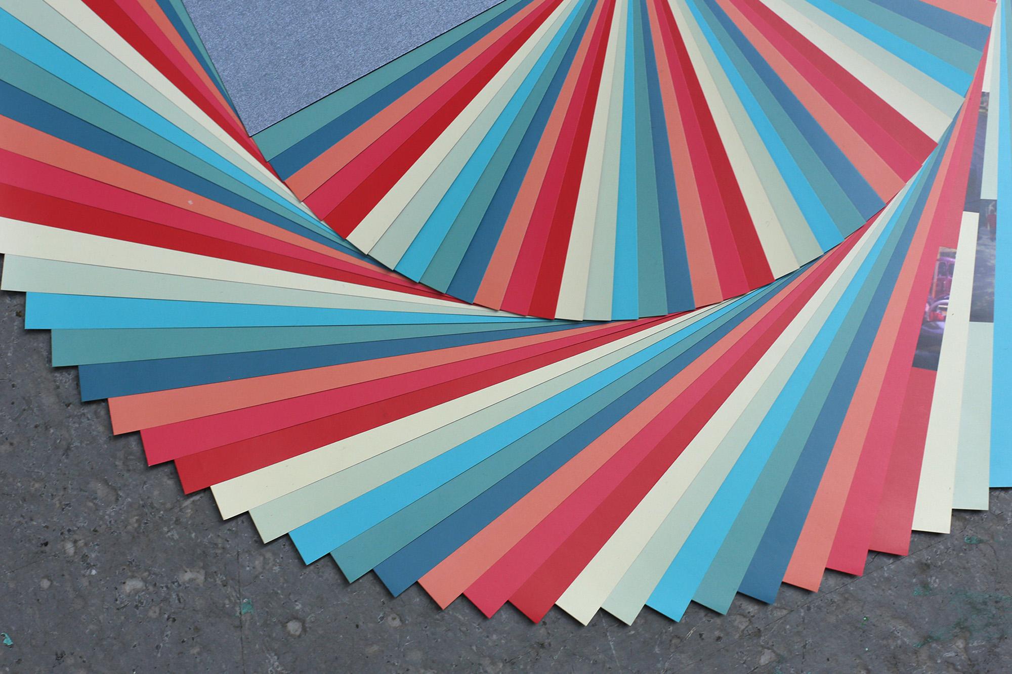 Kaleidoscope-VII