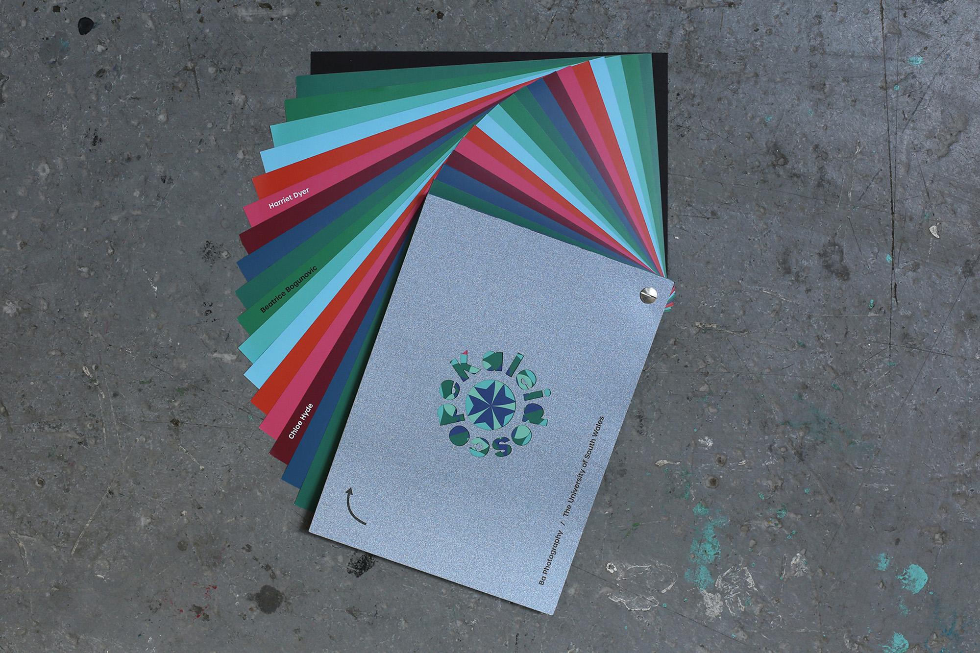 Kaleidoscope-XI